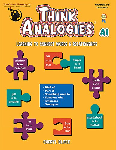 Think Analogies® A1