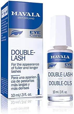 Mavala Double-Lash Nutritive Treatment for Longer Denser Lashes, 0.3 Ounce