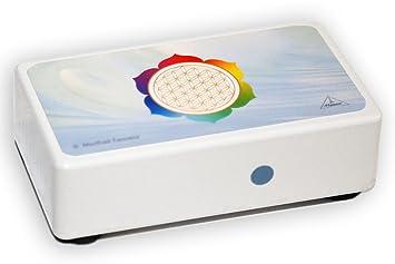 Hamoni® Harmonizer Beige: Protección altamente eficaz contra Contaminación Electromagnética, la Radiación del Teléfono