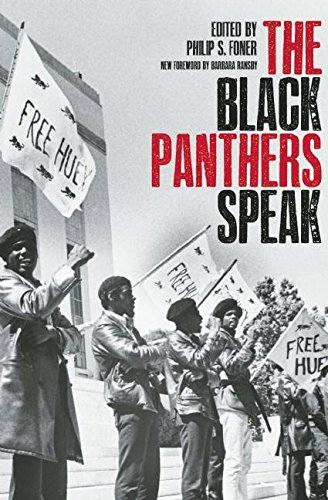 Books : Black Panthers Speak