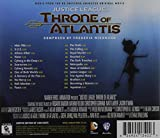 Justice League: Throne of Atlantis, limited-edition CD