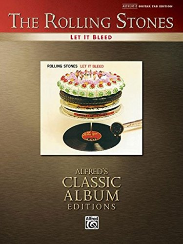 t It Bleed: Authentic Guitar TAB (Alfred's Classic Album Editions) ()
