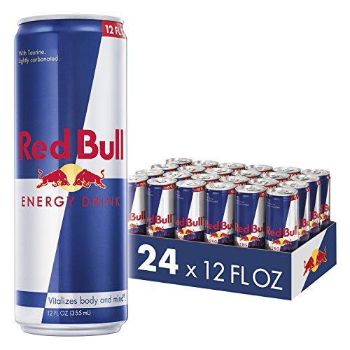 - Red Bull Energy Drink 24 Pack 12 Fl Oz