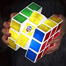 3x3x3 Rubik's Cube Light Table Lamp Fully Functional Puzzle Gift Toy 3x3