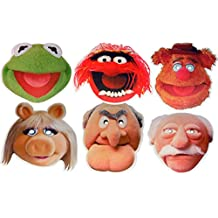 The Muppets - MULTIPACK - Card Masks