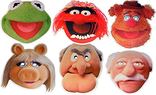 The Muppets - MULTIPACK - Card (Animal Muppets Mask)