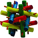 Kaytee Small Animal Nut Knot Nibbler Chew Toy by Super Pet