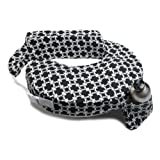 Zenoff Products Travel Pillow, Black and White Marina
