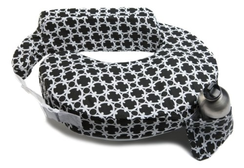 My Brest Friend Travel Pillow, Black and White (Pillow Friends)