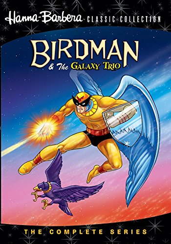 Birdman & The Galaxy Trio: The Complete Series ()