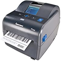 Honeywell PC43DA00100301 PC43D Desktop Bar Code Printer with LCD