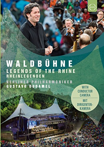 Berliner Philharmoniker - Waldbuehne 2017 - Open Air Berlin - Gustavo Dudamel (Concert Open Air)