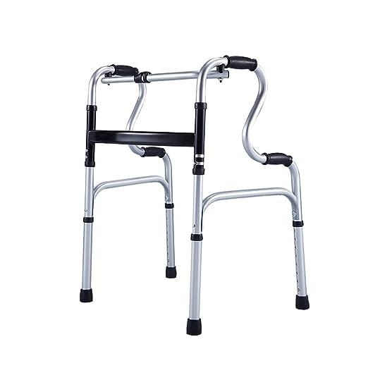 ZXWDIAN Marcos para caminar de altura ajustable Taburete de silla ...
