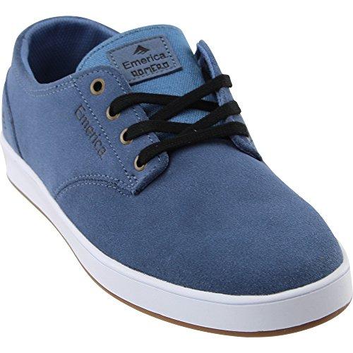 Emerica Men's The Romero Laced Shoes,Blue/White/Gum,5.5