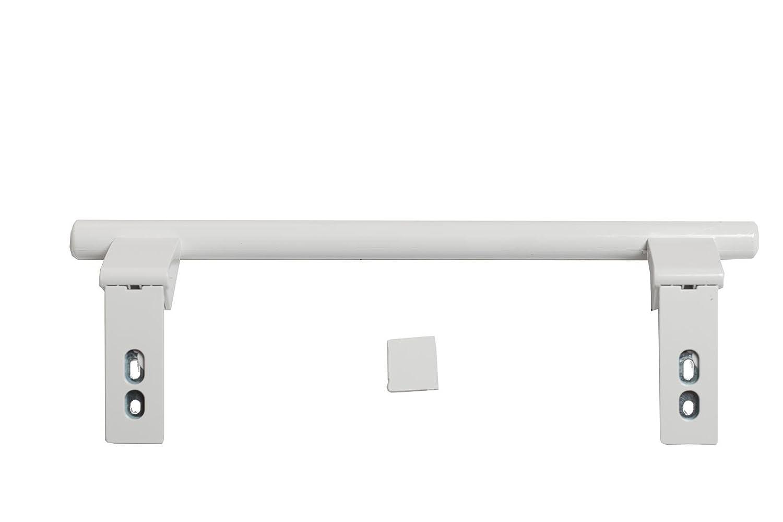 Liebherr Türgriff Griff Hebelgriff Weiß für Kühlschrank 7430670 Stange