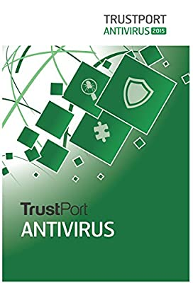 TrustPort Antivirus 2015 1 PC [Download]