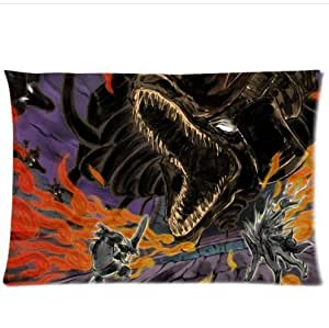 LarryToliver You deserve to have Incoming Bomber Pillowcase - 2 Way cloth 20 X 30 inch the best pillow case (one side print)