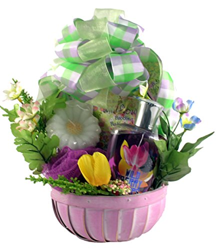 Gift Basket Village Wild Berry SPA Set for Her