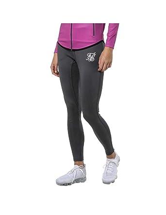 Sik Silk Pantalon Athlete Jogger Iron Mujer: Amazon.es: Ropa y ...