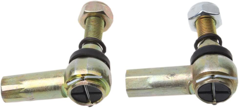 NB YULUBAIHUO 2X 10mm M10 Tie Rod End Kits Ball Joint Fit For 50cc 70cc 90cc 110cc 125cc 150cc 200cc 250cc 300cc ATV Karting Quad Bike 4-wheeler