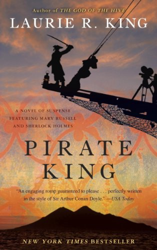 Pictures Pirates Female (Pirate King (with bonus short story Beekeeping for Beginners): A novel of suspense featuring Mary Russell and Sherlock)