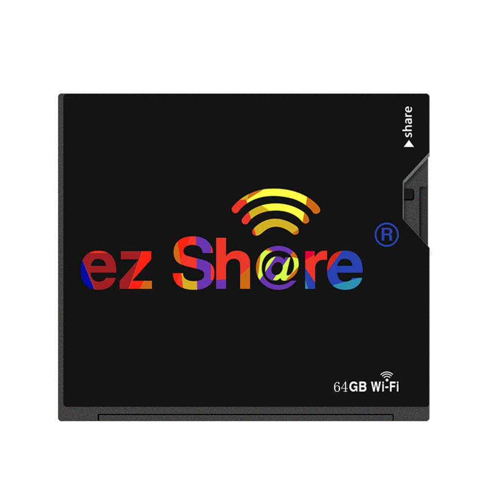 IOIOA Tarjeta WiFi CF, (32GB, 64GB, 128GB, 256GB) Tarjeta de ...