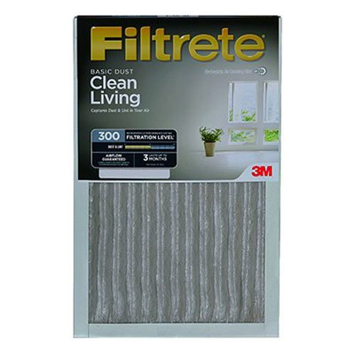 3M COMPANY 312-6 Dust Reduction Filtrete Filter ()