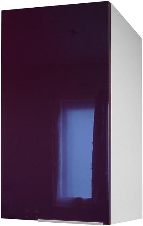 Berlenus CP4HA - Mueble bajo de Cocina con 1 Puerta (40 cm), Color ...