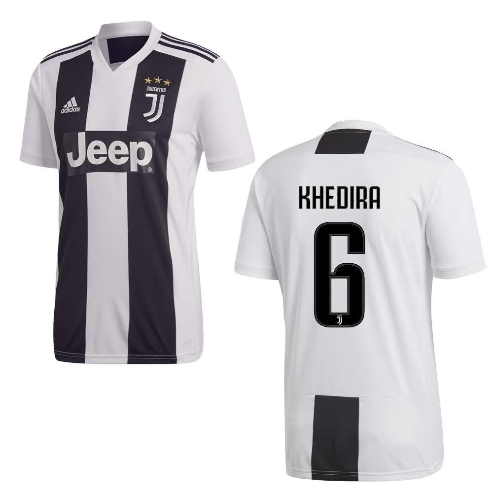 Adidas Juventus Turin Trikot Home Kinder 2019 - KHEDIRA 6
