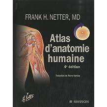ATLAS D'ANATOMIE HUMAINE 4ÈME ÉDITION (CANADA)