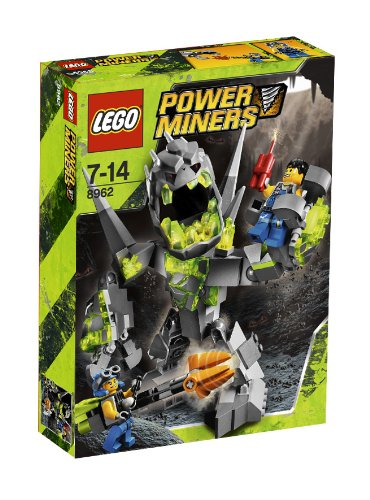 Lego Power Miners 8962 Crystal King