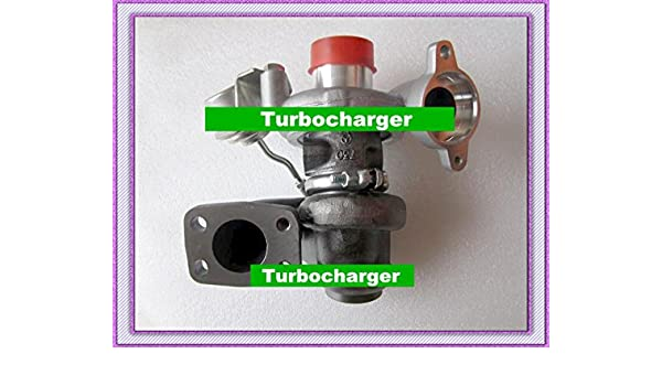 GOWE turbo para Turbo TD025 49173 - 07503 49173 - 07502 para Ford Fiesta para Ford Focus C-Max Citroen Berlingo, C3, C4 Peugeot 307 dv6b dv6ated4 dv6u 1.6L: ...