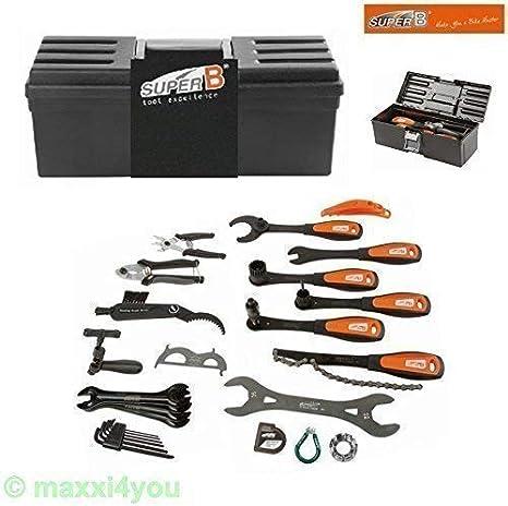 Super-B de herramientas con herramientas para bicicleta TB-98052 ...