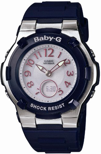 CASIO Baby-G Tough Solar PowerWomen's Radio-Controlled Wrist Watch MULTIBAND 6 BGA-1100-2BJF