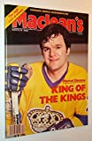 img - for Maclean's - Canada's Weekly Newsmagazine, March 24, 1980 - Marcel Dionne Cover Photo book / textbook / text book