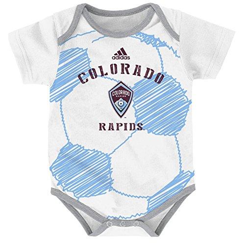 MLS Colorado Rapids Infant Creeper