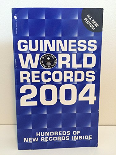 (Guiness World Records 2004)
