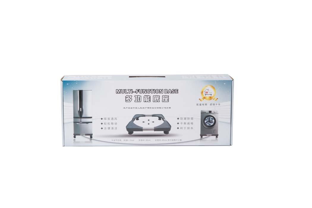 DSHBB Washing Machine Base,Multi-function Trolley Washing Machine Base,Stainless Steel Base For Washing Machine/Refrigerator/Dryer/Cabinet by DSHBB (Image #6)