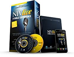 Image of the product NIV LIVE Audio CD: A New that is listed on the catalogue brand of .