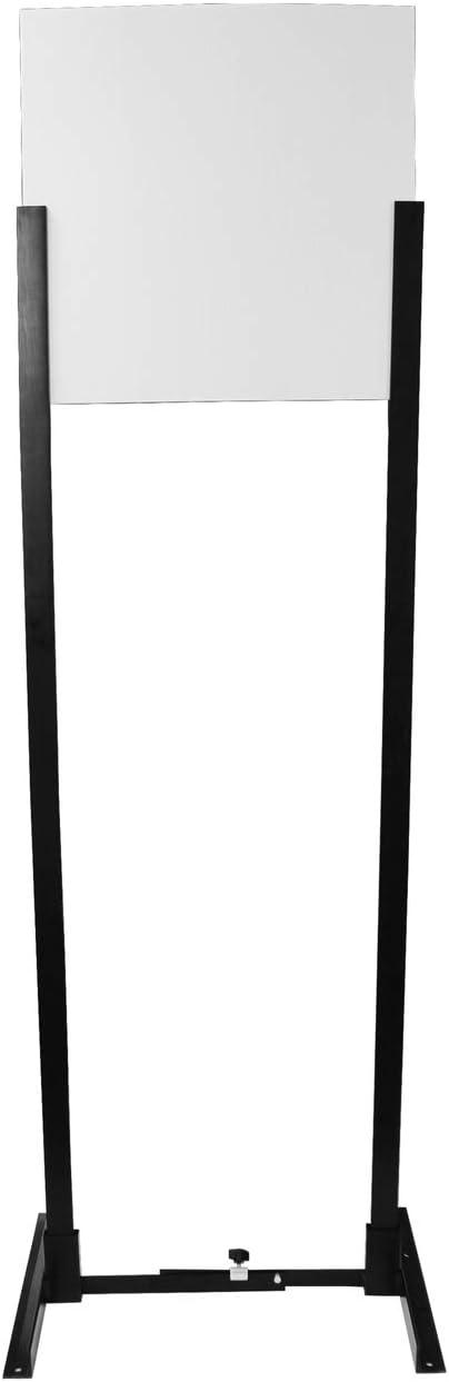 Birchwood Casey Adjustable Base Target Stand Kit w/uprights and Plastic Backer Board