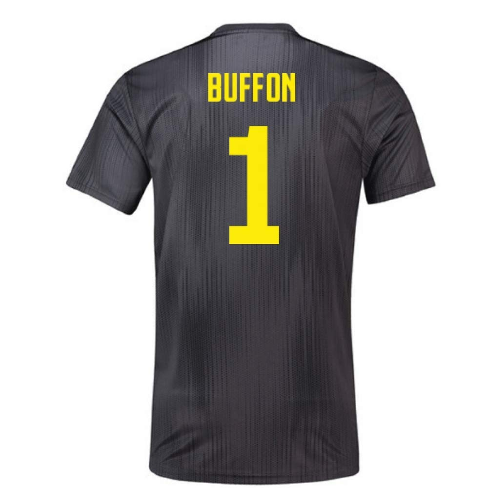 2018-19 Juventus Third Football Soccer T-Shirt Trikot (Gianluigi Buffon 1)