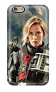 Jim Shaw Graff's Shop Hot Scratch-free Phone Case For Iphone 6- Retail Packaging - 2014 Edge Of Tomorrow 3936372K83423346