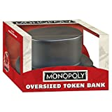 USAOPOLY Monopoly Oversized Hat Token Bank