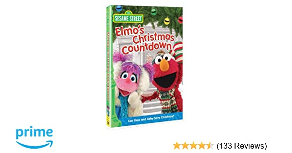 Amazon com: Elmo's Christmas: Sesame Street: Movies & TV