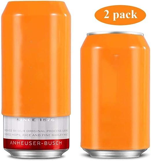 MRMRMNR 2 Pack Hide A Beer Can Soda Cubiertas, Beer Can Cover Can Oculta La Lata De Cerveza Disfrazándola como Una Lata De Refresco, para Fiestas Al Aire Libre, Lugares Públicos: Amazon.es: