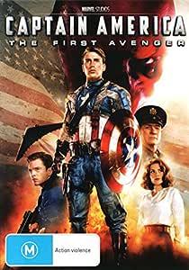 Captain America (DVD)