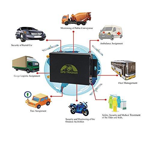 Sourcingbay Tracking Drive Vehicle Car Tracker Gps Gsm