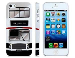 Polycarbonate Plastic Car Baked Finish Protective Case for iPhone 5