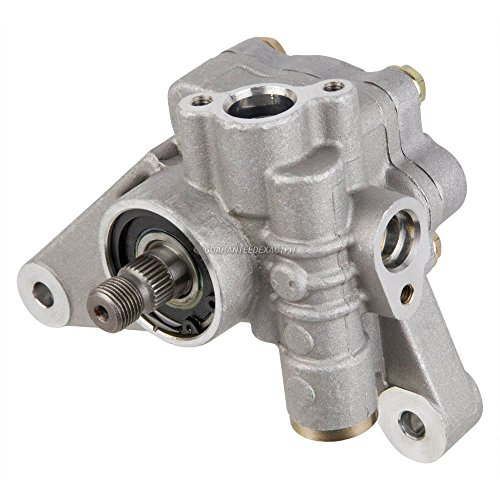 (New Power Steering Pump For Honda Odyssey 1999 2000 2001 2002 2003 2004 - BuyAutoParts 86-00667AN New)