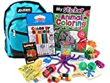 The Pack by Fun On The Fly - Travel Toy Activity Bag for Kids Ages 5 & Up